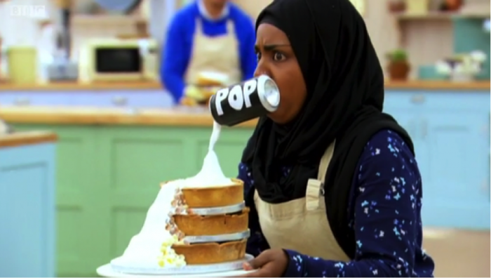 Great British Bake Off – We Love Nadiya!