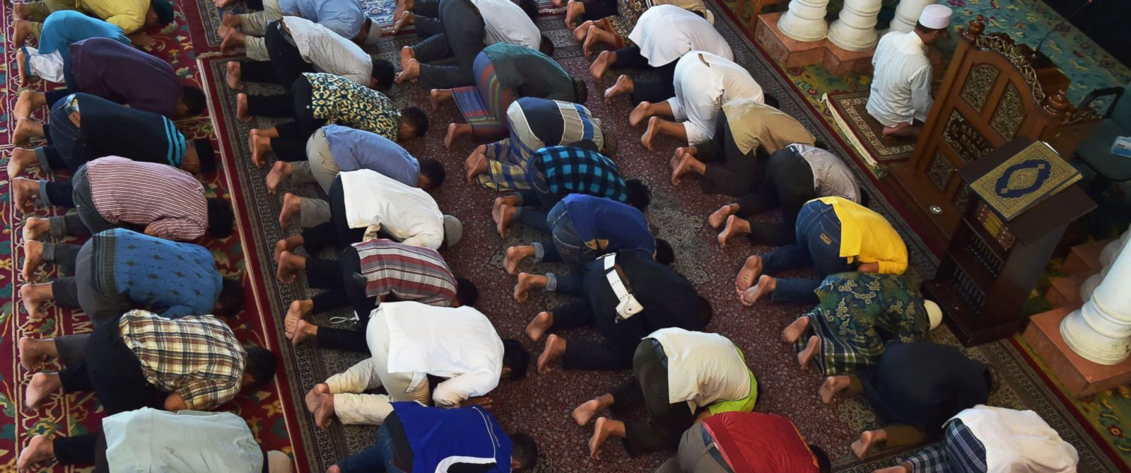 Orlando: Strength and Resilience in the Month of Ramadan