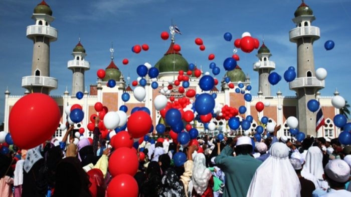 4 of the biggest Eid celebrations across the UK