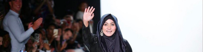 Hijab is the Hottest New Trend on the Catwalk