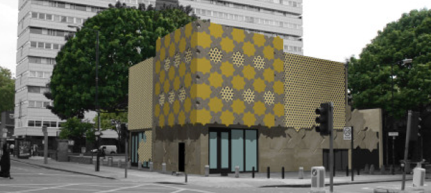 Shahed Saleem Is Shaking up Mosque Design