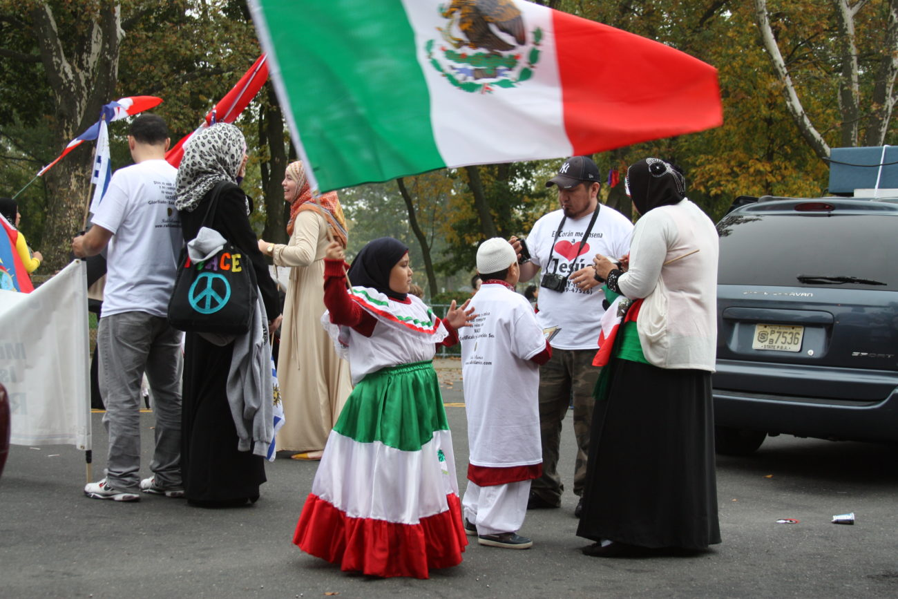Muslims from Mexico