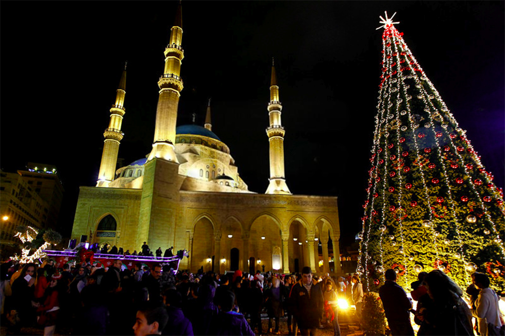 How Is Christmas Celebrated in the Middle East?