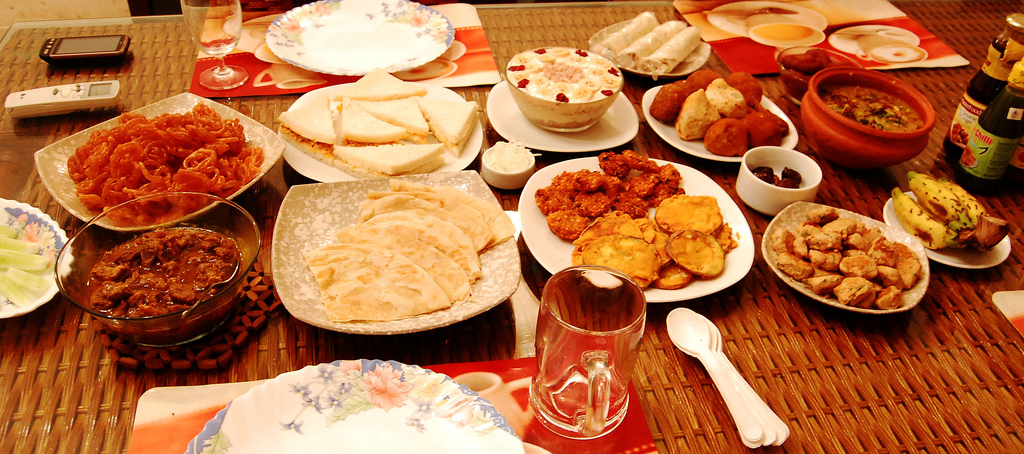 What Food Is Good To Eat For Sahoor