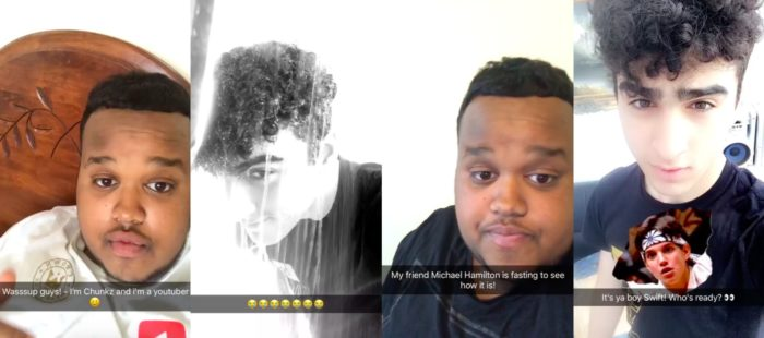 Recapping Our Ramadan Snapchat Takeovers! Part 1: Chunkz + Ali iSwift