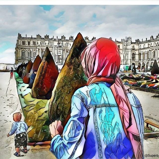 The Young Muslim Artists You Need to Follow on Instagram #13
