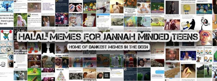 An Investigation Into Halal Memes for Jannah Minded Teens