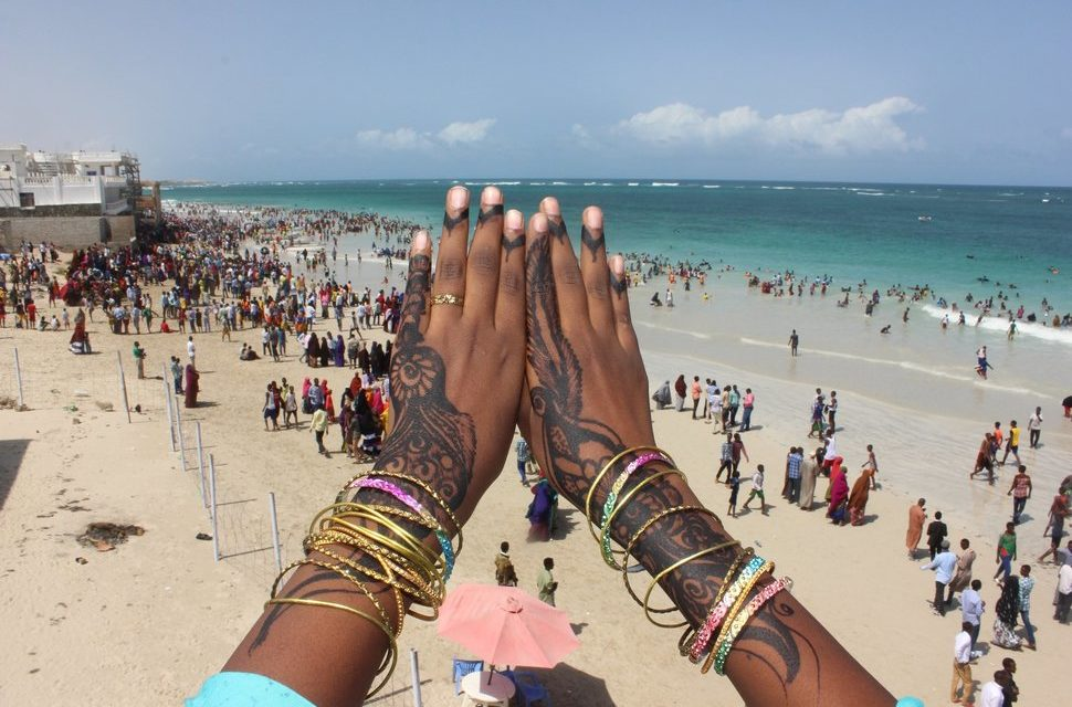 Eid in Mogadishu, Somalia, Looks Glorious