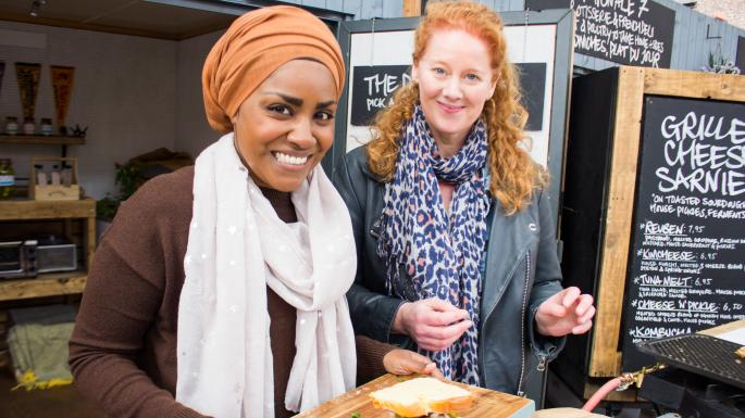 Why We're Following Nadiya Hussain on Her British Food Adventure