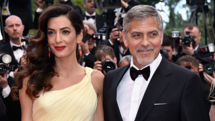 George and Amal Clooney to Fund Schools for Syrian Refugee Children