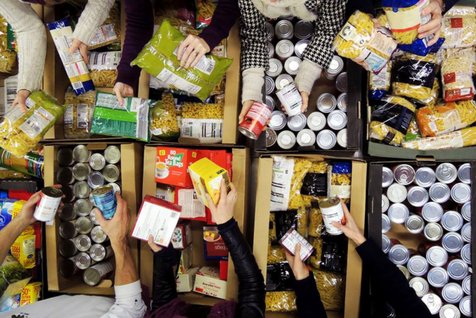 Muslim Community's Eid Donations Raise Vital Funds for Local Food Bank