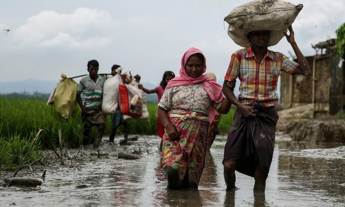 The Rohingya Crisis is a Stark Reminder of Our Shared Humanity