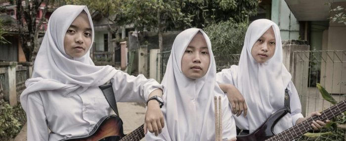 Rock out to Voice of Baceprot, the Heavy Metal Hijabis Who SHRED