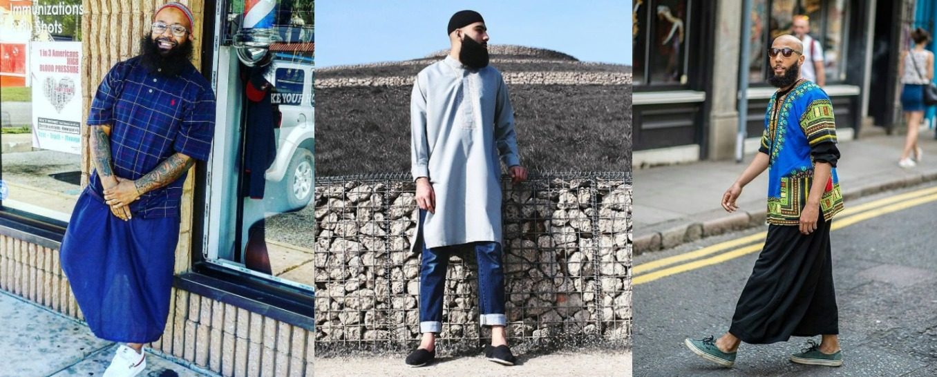 muslim men�s fashion of instagram because it�s time to