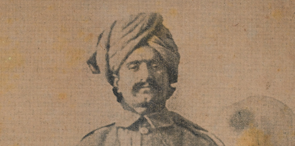 Remembering Khudadad Khan, Victoria Cross Recipient and Muslim Who Fought for Britain During WWI