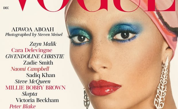 New Editor of Vogue Makes Bold Statement About Diversity With First Cover