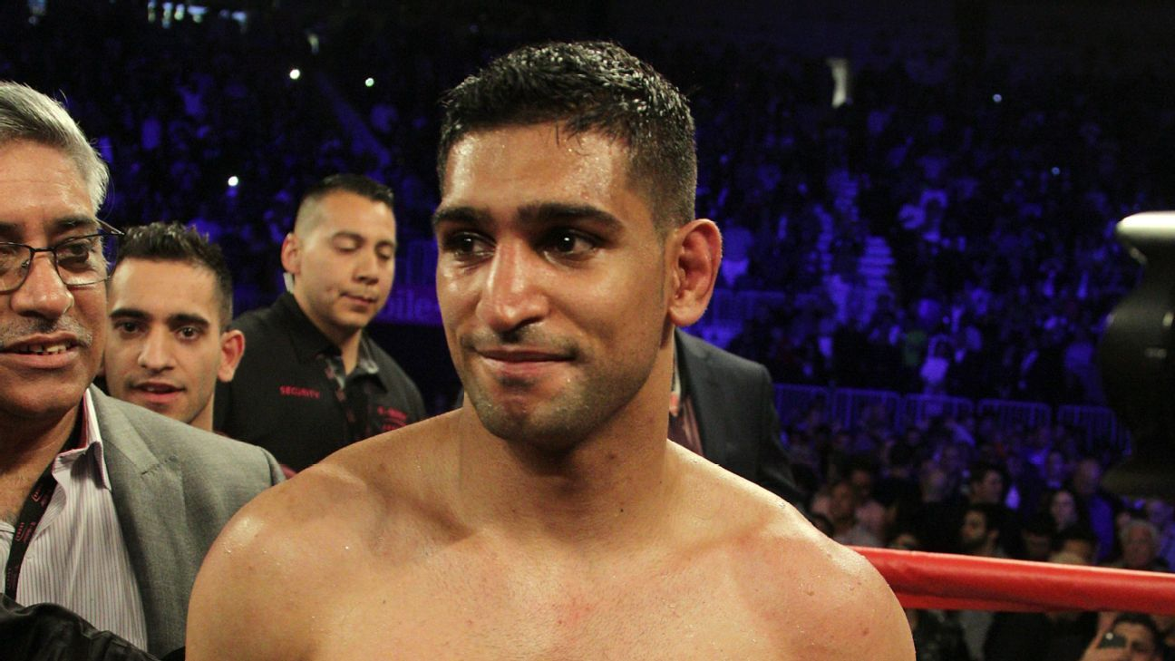 Comeback Khan: Amir Proves a Point by Steamrolling Canadian Welterweight Phil Lo Greco