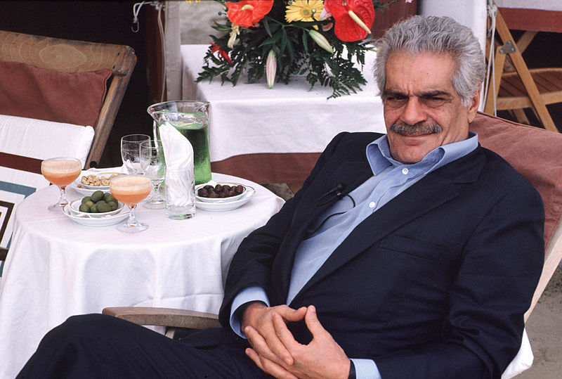 Do You Know These Facts About Iconic Muslim Actor Omar Sharif?