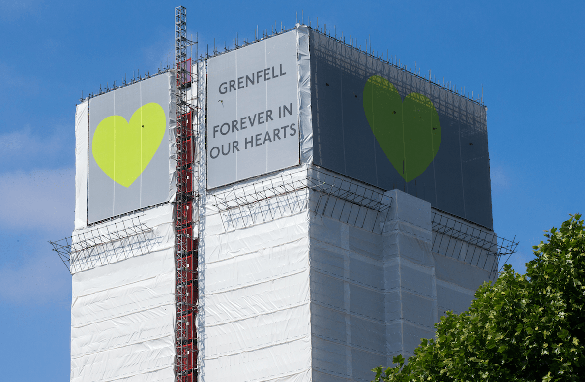 Grenfell One Year On: How Tragedy Strengthened The Bonds Of Community