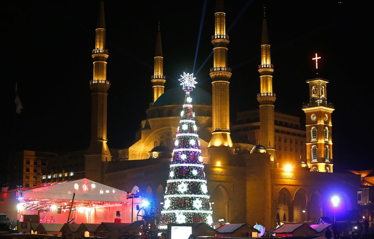 Christmas Spirit In The Middle East