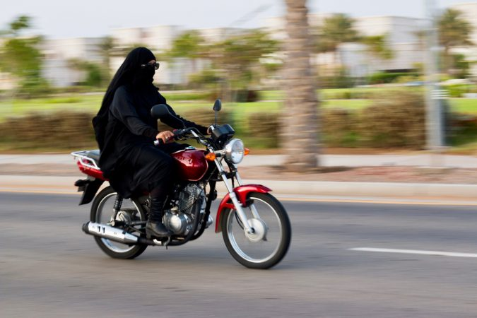Revved Up: The Muslim Women Motorcyclist Challenging Perceptions