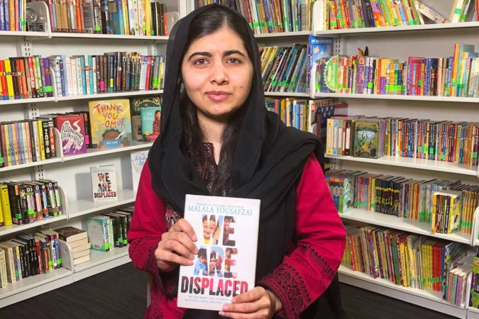 We Are Displaced: Malala's New Book Shares The Stories Of Refugee Girls