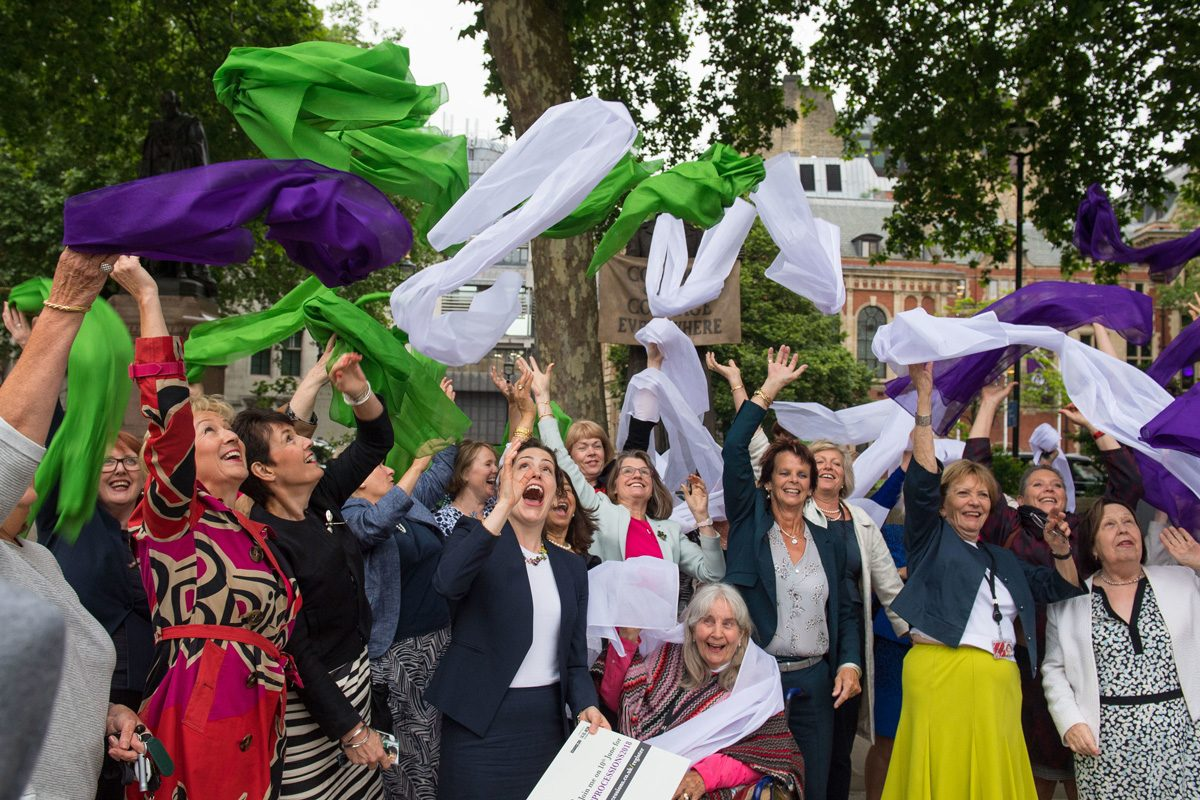 209 Women: New Exhibition Marks 100 Years Of Female MPs
