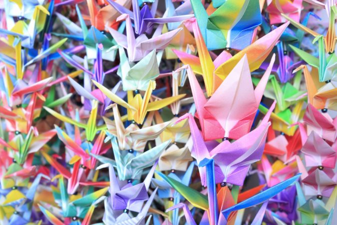 Canadian Student Honours Victims Of Quebec Mosque Shooting With 6,000 Paper Cranes